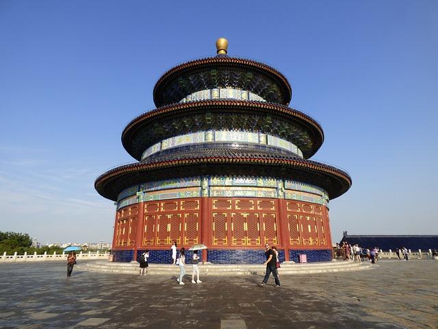 China, Travel, Beijing