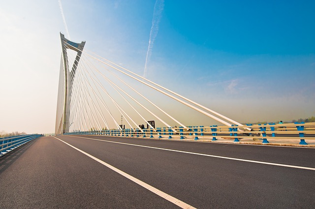 Chaohu, Bridge, Lake, China