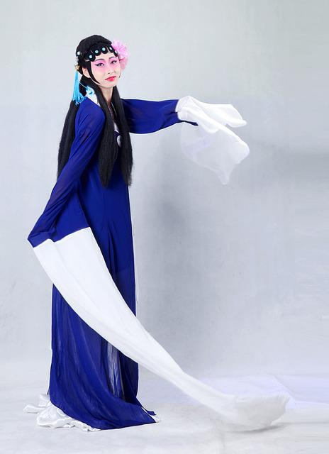 Beijing Opera, China, Quintessence, Clothing