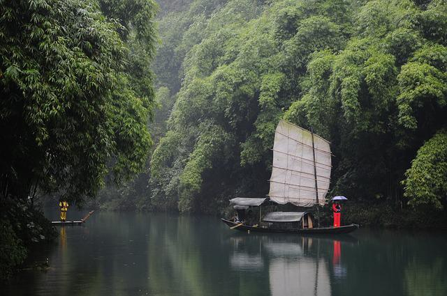 The Three Gorges, Landscape, China, The Yangtze River