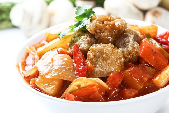 Gourmet, Food, Xie, Taiwan, Chinese Cuisine