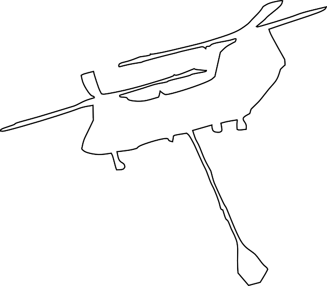 Free photo Chinook Helicopter Silhouette Army Lift ...