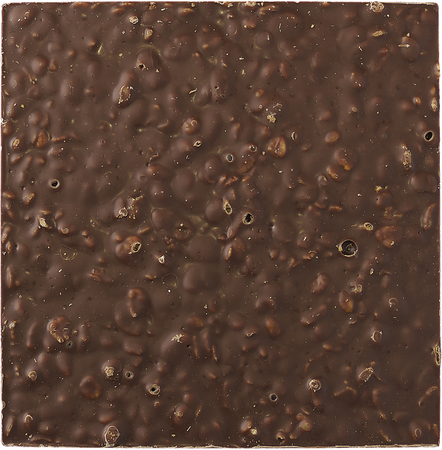 Chocolate Bar, Bottom, Chocolate, Sweetness, Nibble
