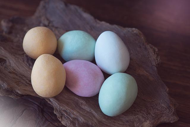 Egg, Colorful Eggs, Easter Eggs, Chocolate Eggs