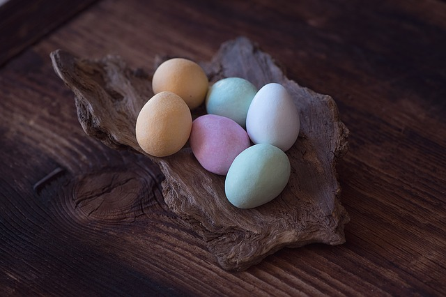 Egg, Chocolate-eggs, Eggs With Frosting, Chocolate Eggs