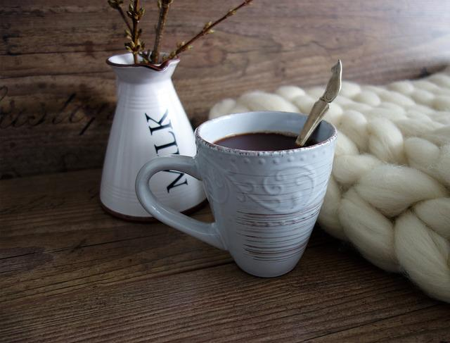 Country House Style, Hot, Chocolate, Warm