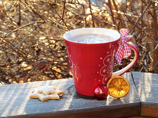 Cup, Red, Chocolate, Milk, Coffee Cup, Drink, Enjoy