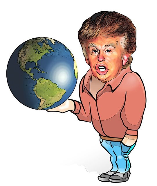 Trump, Globe, Choice, Usa, America, Presidency