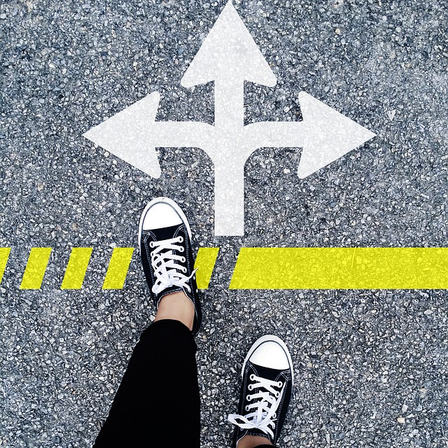 Choose The Right Direction, Career Direction, Direction