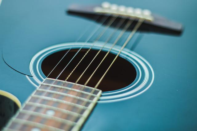 Free photo Chords Music Musical Instrument Guitar Acoustic - Max Pixel