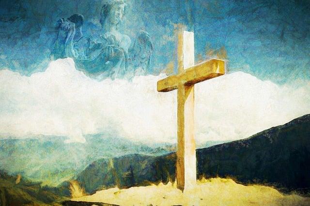 Cross, Jesus, Christ, Easter, Christian, Faith