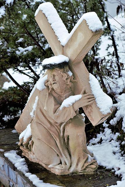 Jesus, Christ, Cross, Christianity, Religion, Faith