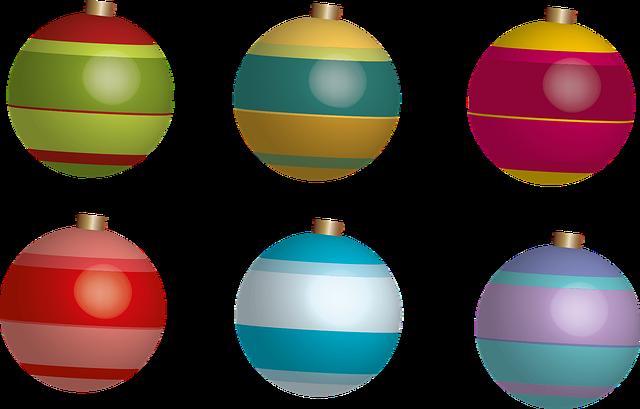 Christmas Balls, Christmas, Christbaumkugeln