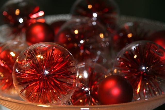 Material Christbaumkugeln.Free Photo Christbaumkugeln Red Decoration Christmas Max Pixel