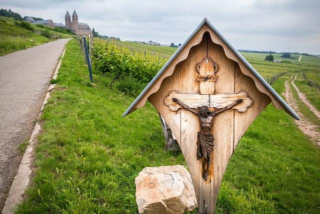 Wayside Cross, Christ, Jesus, Cross, Christian