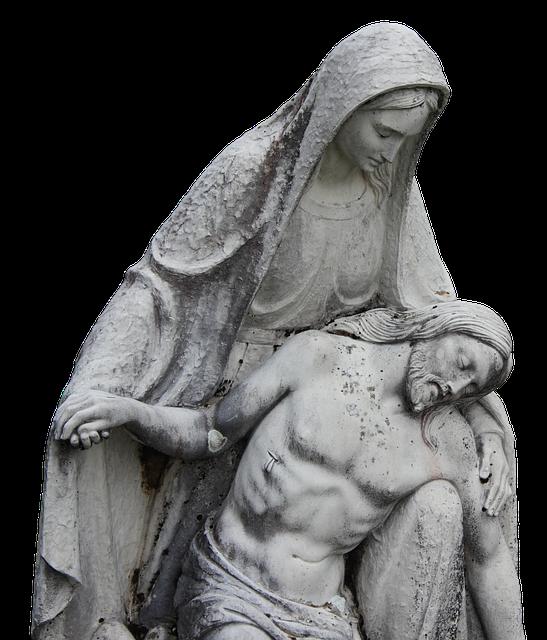 Statue, Maria, Christianity, Madonna, Virgin Mary