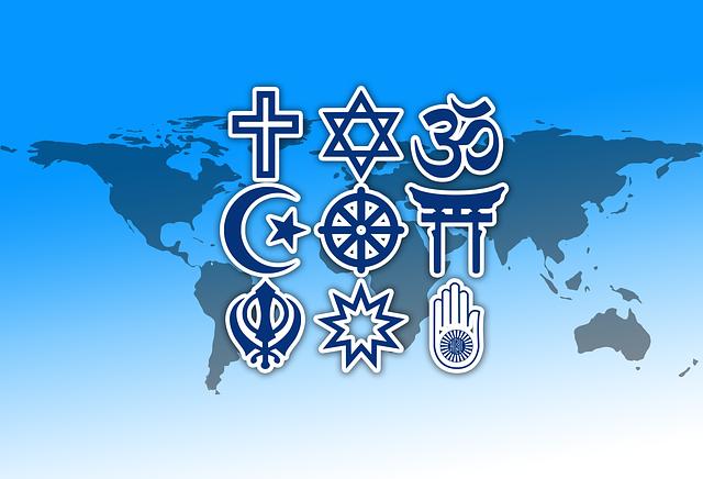 Religion, Faith, Christianity, Islam, Hinduism