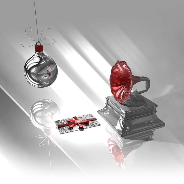 Christmas, Bauble, Holidays, Asterisk, Merry Christmas