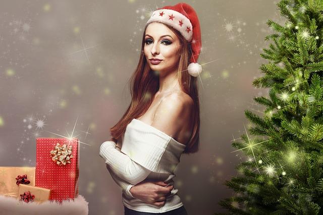 Mikołajki, Gifts, Asterisk, Christmas, Festive