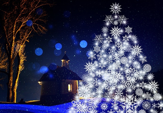 Christmas Card, Christmas, Atmosphere, Advent