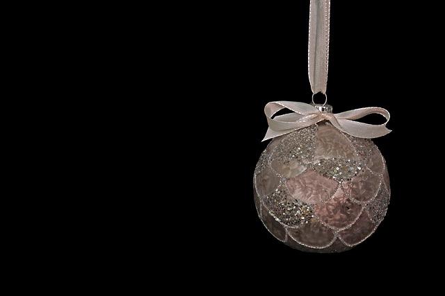 Christmas Bauble, Christmas, Christmas Decoration