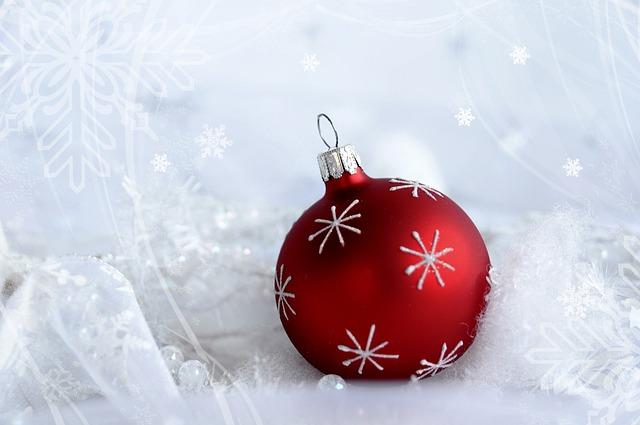 Ball, Christmas, Christmas Time, Christmas Bauble