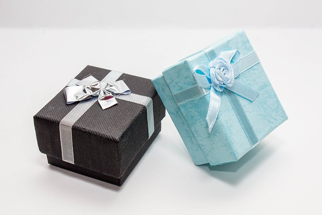 Gift, Box, Christmas, Bow, Anniversary