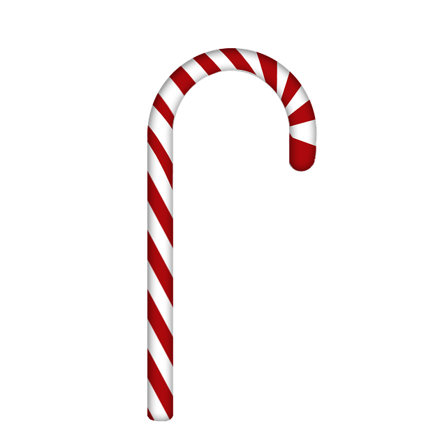 Candy Cane, Christmas, Sweetness, Sweet, Sugar, Advent
