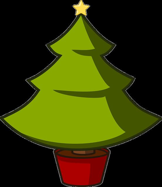 Christmas, Tree, Holiday, Xmas, Decoration, Celebration
