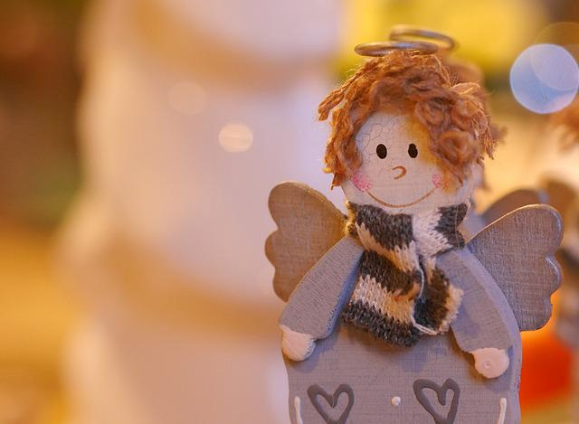 Advent, Christmas, Angel, Christmas Angel