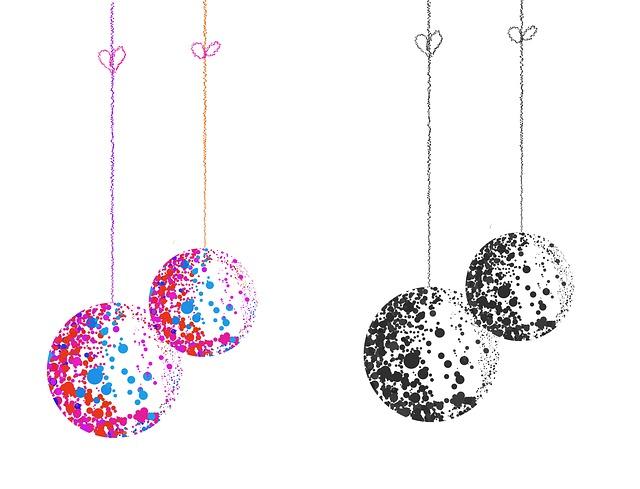 Christmas Balls, Christmas, Christmas Decorations