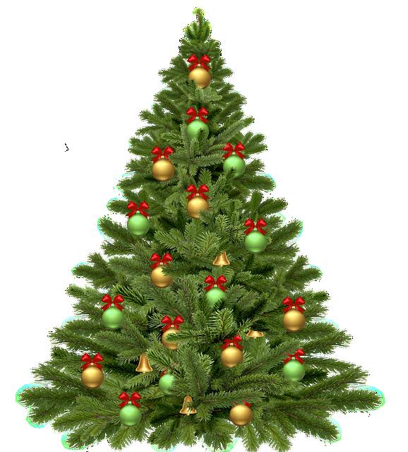Christmas Tree, Holidays, Christmas, Christmas Baubles