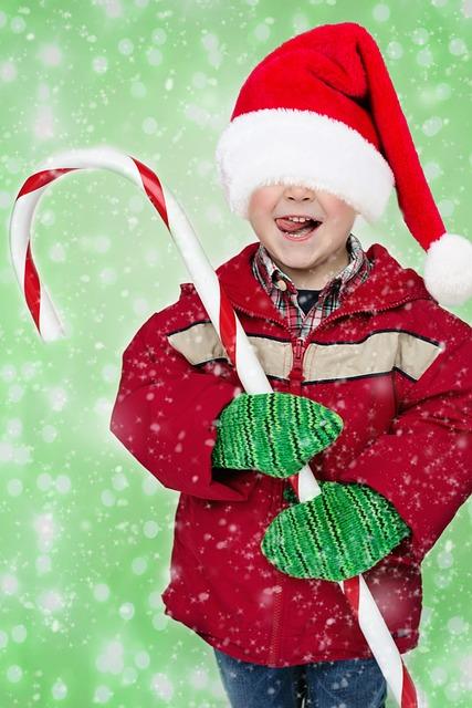 Christmas Boy, Little Boy, Santa Boy, Child, Christmas