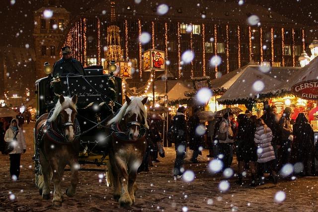 Christmas, Nuremberg, Christmas Market, Christmas Buden