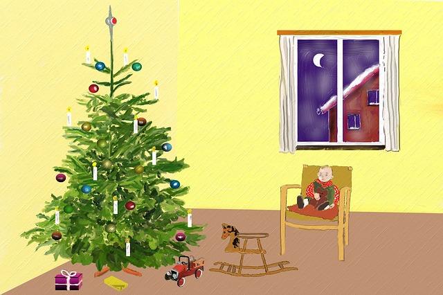Christmas, Christmas Present, Christmas Decoration