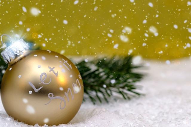 Christmas, Christmas Time, Christmas Decorations, Ball