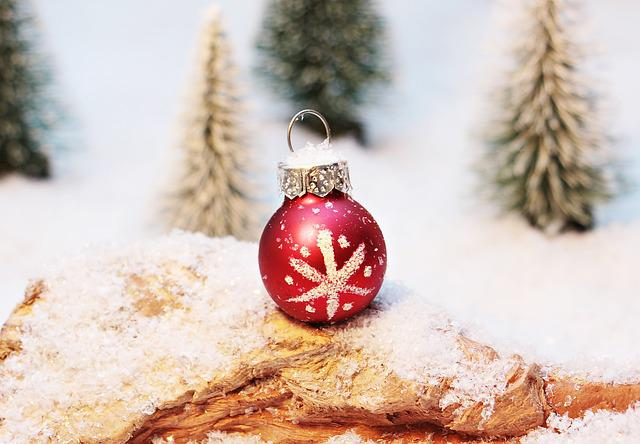 Christmas Bauble, Christmas Ornament, Christmas