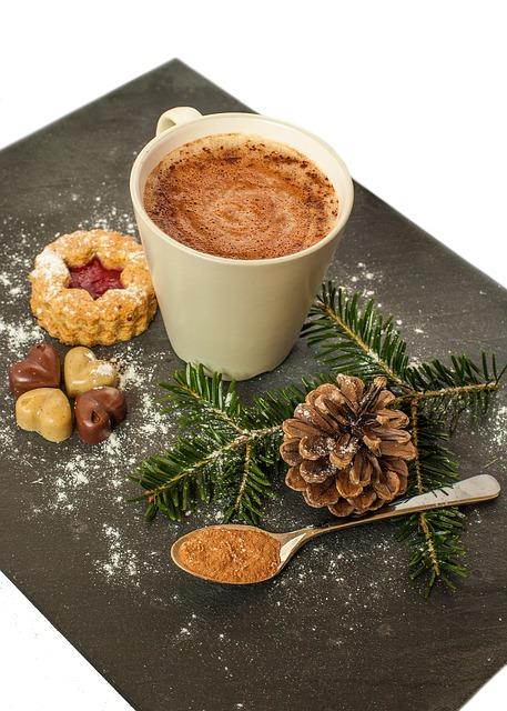Hot Chocolate, Cocoa, Advent, Chocolate, Christmas