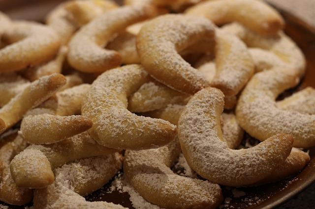 Cookie, Christmas, Calories, Diet, Vanillekipferl