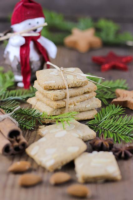 Advent, Cookies, Speculaas, Christmas, Small Cakes