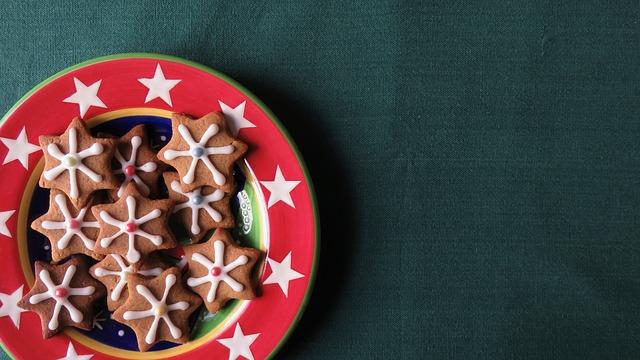 Christmas Cookies, Cookies, Christmas, Gingerbread