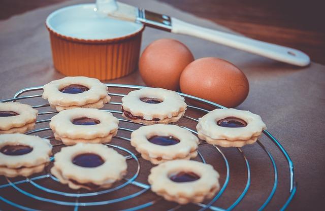 Christmas Cookies, Cookie, Hildaplaetzchen, Christmas