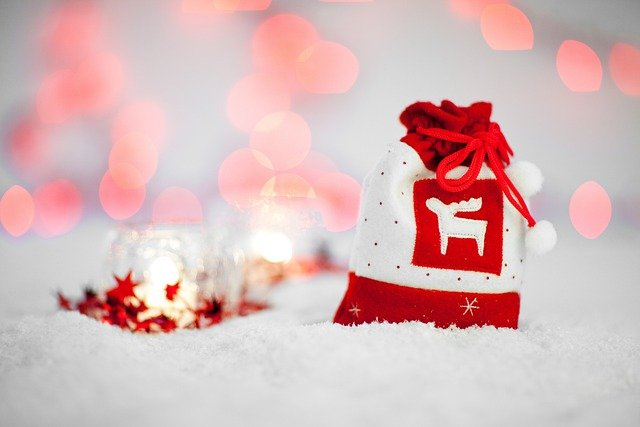 Bag, Celebration, Christmas, December, Decoration