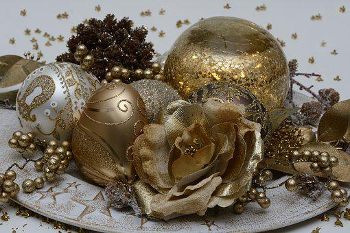 Christmas Balls, Christmas, Christmas Decorations