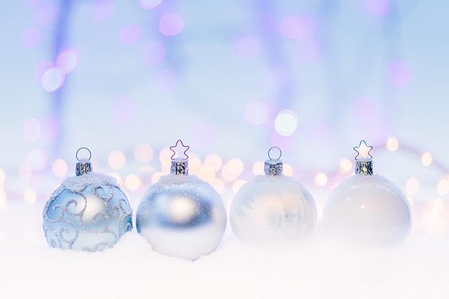 Christmas, Christmas Balls, Christmas Decorations