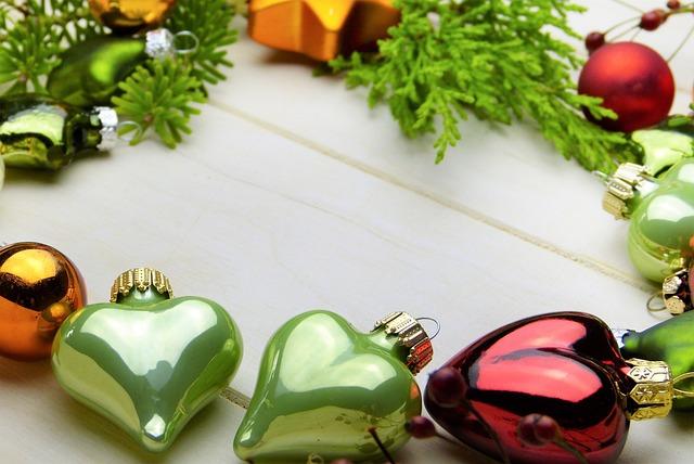 Christmas Decorations, Decoration, Christmas Ornament