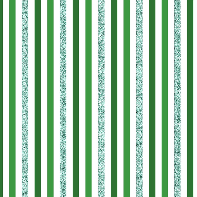 Digital Paper, Background, Christmas, Green Candy Cane