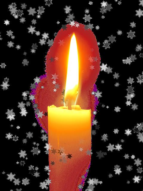 Christmas, Candle, Festival, Celebration, Gloss