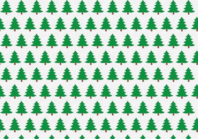 Christmas, Background, Fir Tree, Christmas Motif