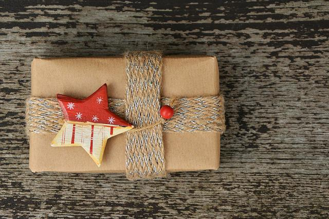 Gift, Gift Parcel, Christmas, Packed, Surprise